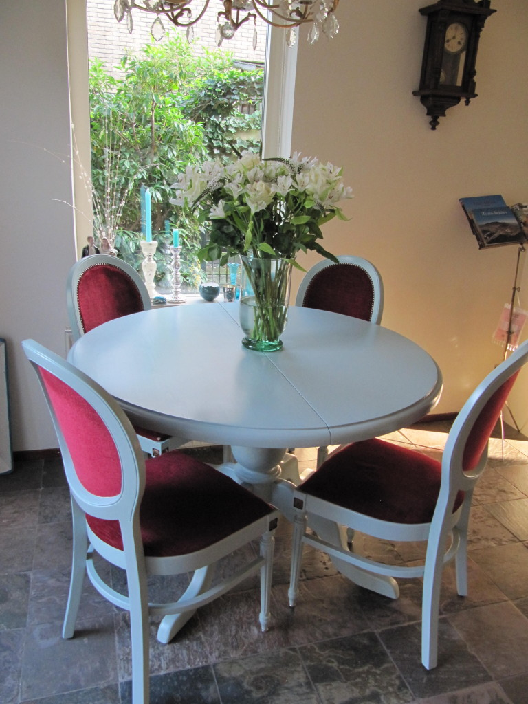 Ontbijt tafel / breakfast table
